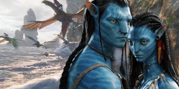 Avatar 2 filminin çekimleri başladı