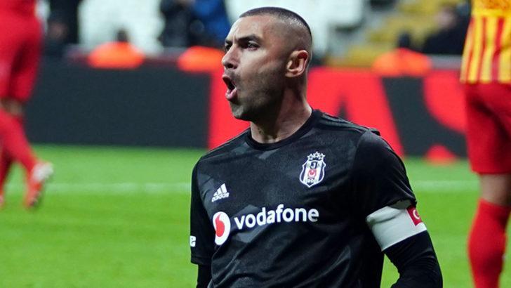 Beşiktaş bazı maçlarda Burak Yılmaz sıkıntısı yaşayacak