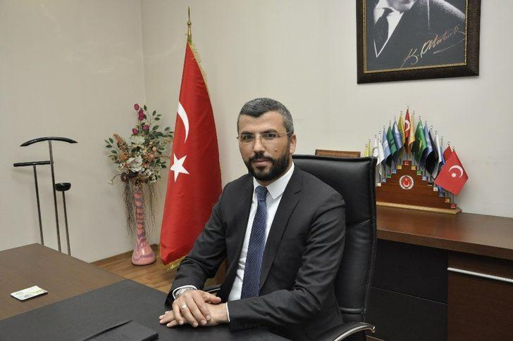 """Başkan Altun: """"Türk milleti var olduğu sürece bu yürüyüş devam etmelidir"""""""