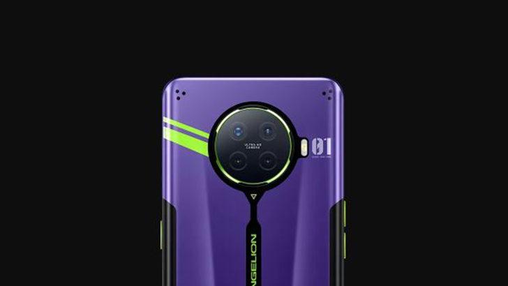 Oppo'dan anime severlere özel telefon: Oppo Ace 2 EVA Edition