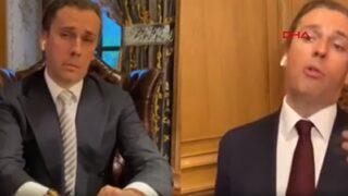Putin taklidiyle izlenme rekorları kırdı