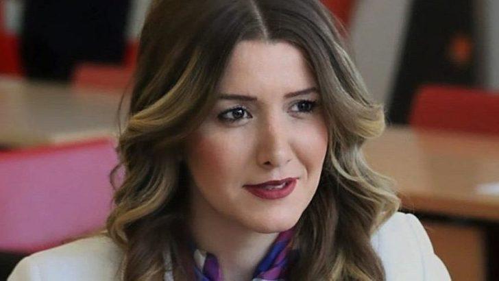 İzmir'de camilerden 'Çav Bella' çalınmasının ardından tutuklanan CHP'li Banu Özdemir, tahliye edildi
