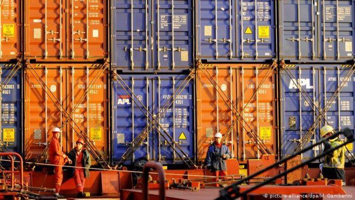 Alman ekonomisi üçüncü çeyrekte yüzde 8,2 büyüdü