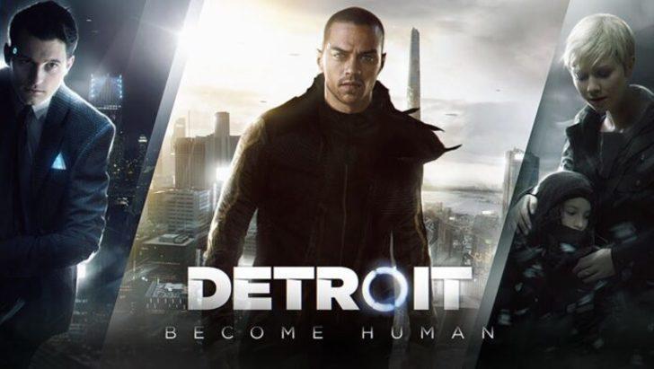 Detroit: Become Human Steam'den alınabilecek