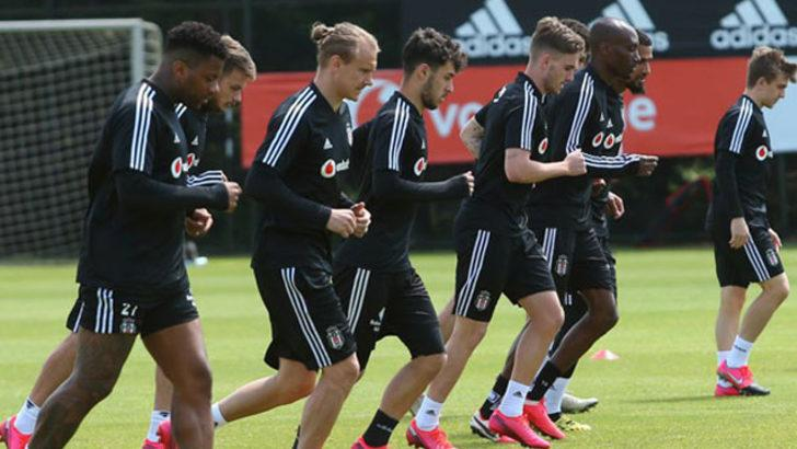 Beşiktaş, Antalyaspor maçına odaklandı