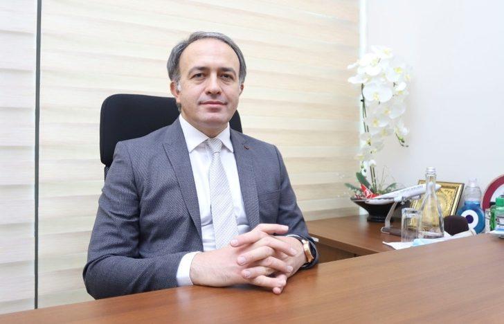 """AVM-DER Başkanı Tahir Çelik: """"AVM'ler eviniz kadar güvenli"""""""