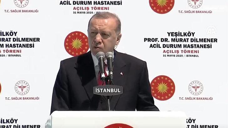 Cumhurbaşkanı Erdoğan'dan 'normalleşme' mesajı: Yarından itibaren bu adımı atıyoruz