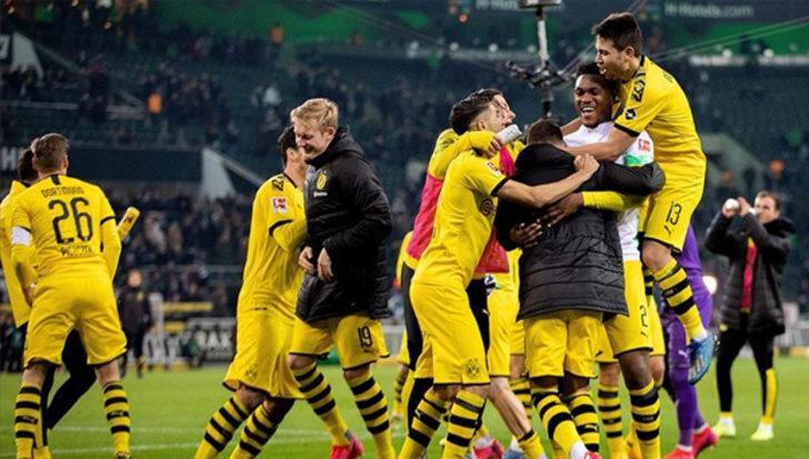 ÖZET |Paderborn - Dortmund: 1-6
