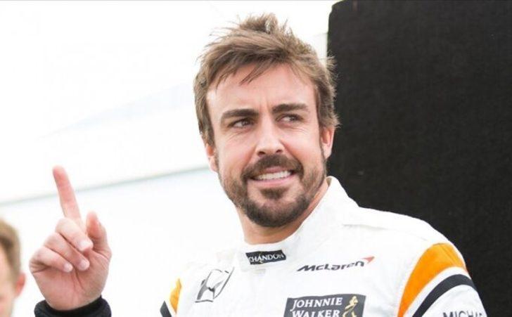 Renault'tan Fernando Alonso'ya yeşil ışık
