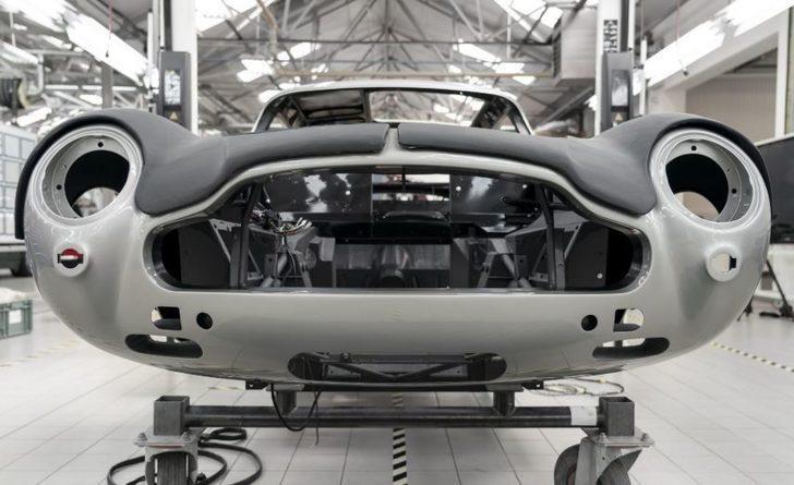Aston Martin James Bond'un otomobilini yeniden üretiyor!