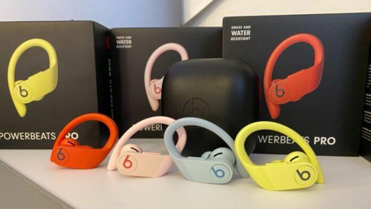 Powerbeats Pro için yeni renk seçenekleri tanıtıldı