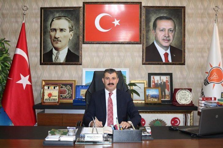 Başkan Altınsoy'dan Cumhurbaşkanlığı Hükümet Sistemi açıklaması