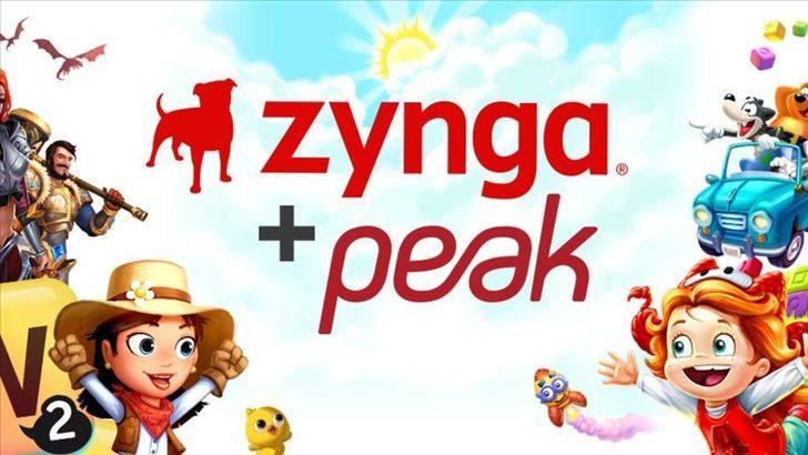 Amerikalı Zynga, Türk şirketi Peak Games'i 1,8 milyar dolara satın aldı