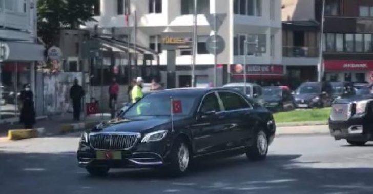 Cumhurbaşkanı Erdoğan, İstanbul'dan Ankara'ya gidiyor