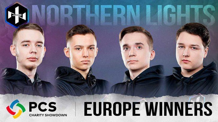 PCS Europe Charity Showdown kazananları belli oldu