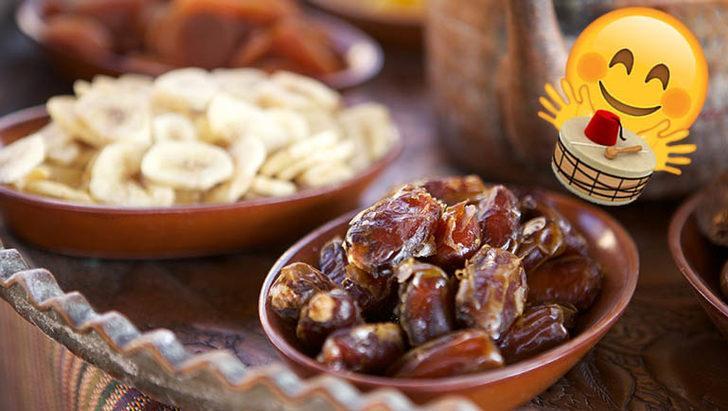 Ramazan'da Sizi Uzun Süre Tok Tutacak Beslenme Programı