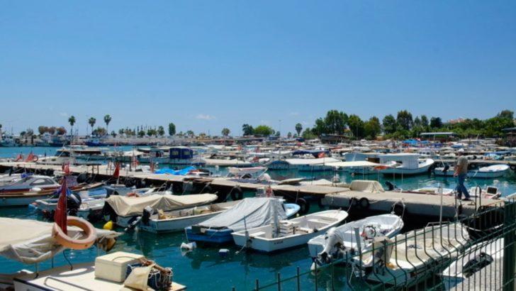 Mersinli Tekne Sahipleri 'Normalleşme'nin İlk Gününde Siftah Bekledi