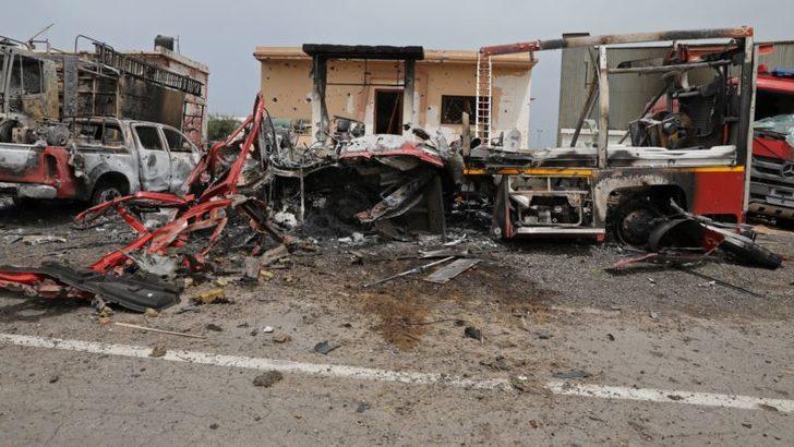 Libya'da Çatışan Taraflar Yeniden Masaya Oturuyor