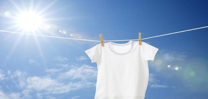Çamaşır suyuna son! İşte çamaşırları bembeyaz yapan doğal yöntemler...