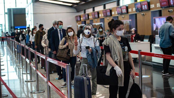 İstanbul Havalimanı: Yurt dışından gelen her yolcuya test yapılacak