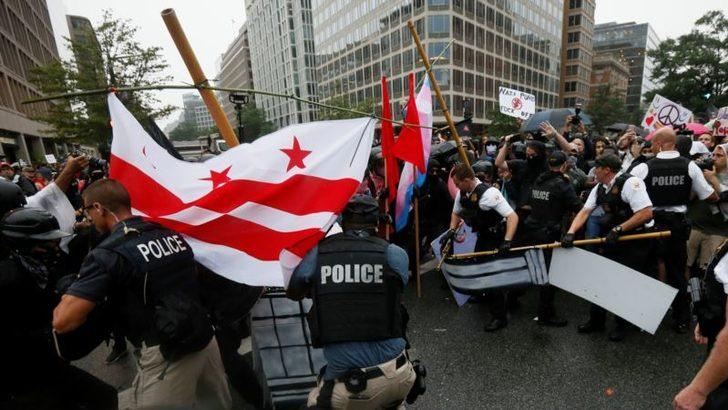 ABD'deki Protestolarda Hangi Gruplar Şiddeti Körüklüyor Olabilir?