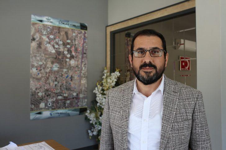"""KOMÜT Başkanı Adem Bulut: """"Ev almak için bu imkanlar mutlaka değerlendirilmeli"""""""