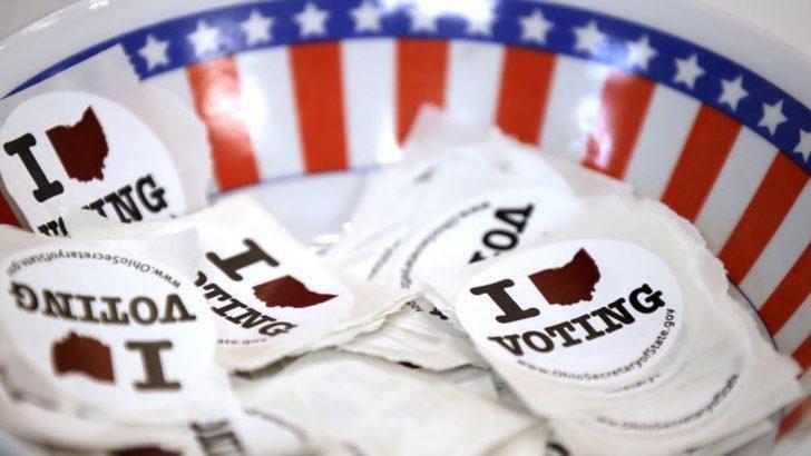 ABD'de Protestoların Gölgesinde 8 Eyalet ve DC'de Ön Seçimler Yapılıyor