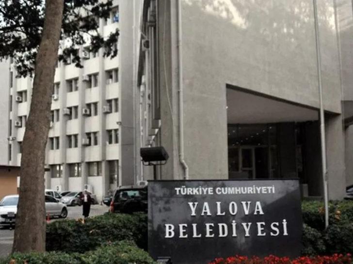 Yalova Belediyesi'ndeki yolsuzluk soruşturmasında yeni gelişme!