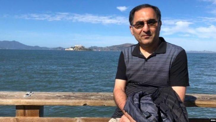 Amerika'da Yargılanan İranlı Profesör Tahran'a Döndü