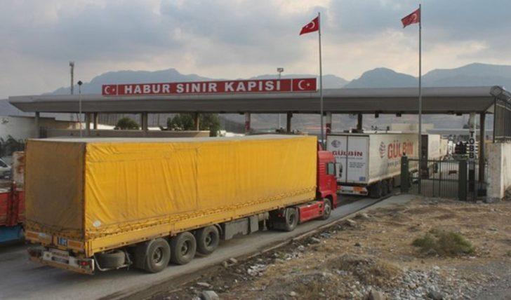 Bakan açıkladı: Habur ve Gürbulak Sınır Kapıları bu hafta açılıyor