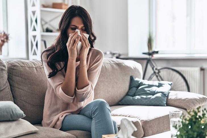 Alerjik rinit büyük şehirlerde yaşayanları vuruyor