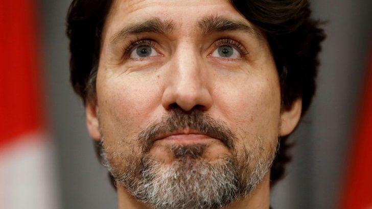 Kanada Başbakanı Trudeau, 'Trump' sorusunu 21 saniye düşündü