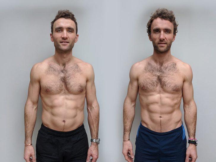 Biri vegan beslenen ikizler arasındaki şaşırtıcı farklar