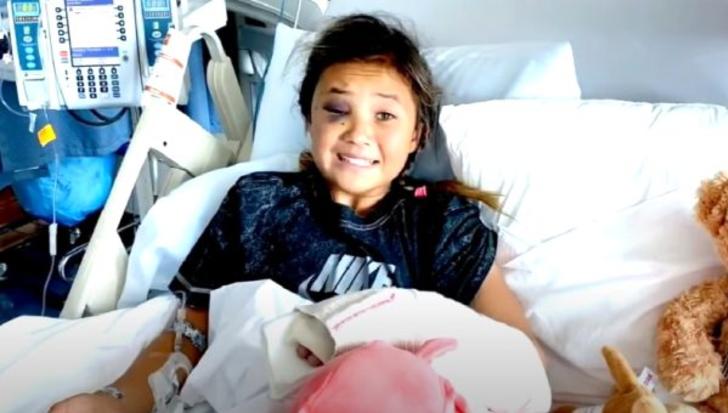 11 yaşındaki kaykaycı Sky Brown, ölümden döndü