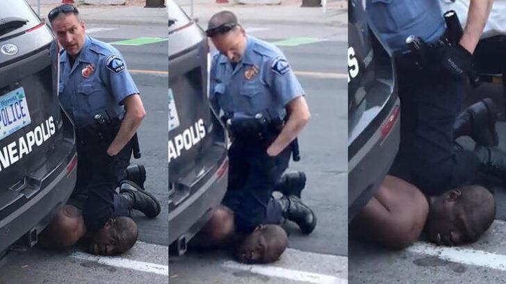 George Floyd'un ölümüne sebep olan polis memurları için flaş karar