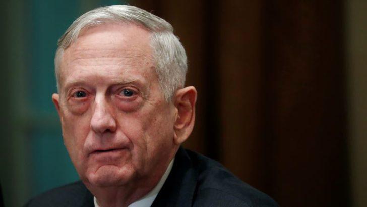 Eski Savunma Bakanı Mattis'ten Trump'a Sert Eleştiri