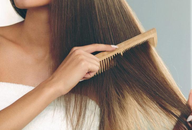 Korkulu rüyanız olmasın! Bu yöntemler ile saç kabarmasını önleyin...
