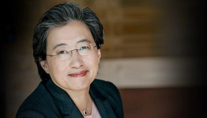 AMD CEO'su Lisa Su dünyanın en çok kazanan ilk kadın CEO'su oldu!