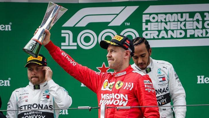 Mercedes F1 Takımı, Sebastian Vettel'e açık kapı bıraktı
