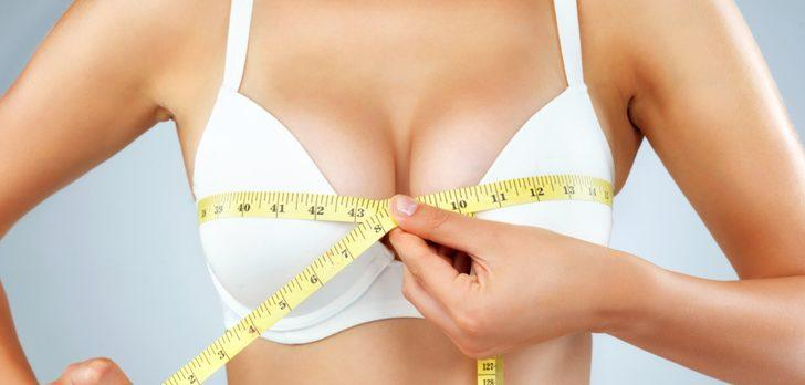 Büyük göğüsler birçok probleme sebep oluyor!