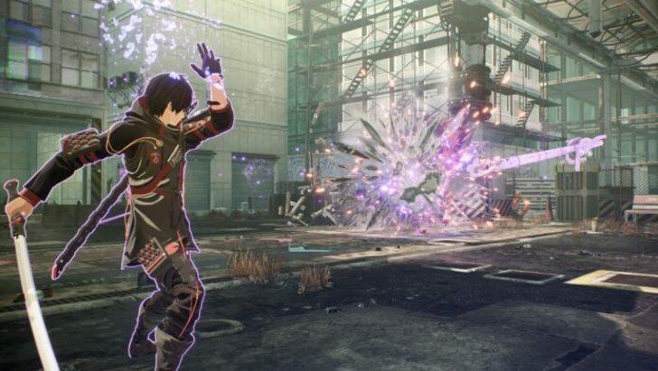 PS5'in ilk oyunun SCARLET NEXUS oldu