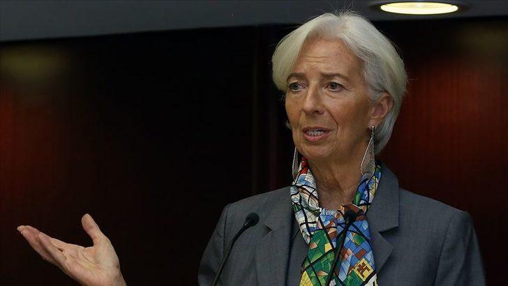 Lagarde: Pandemi sonrasının ekonomisini öngörmek zor