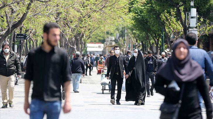 İran'da koronavirüs salgınında ikinci dalga! Rekor kırıldı