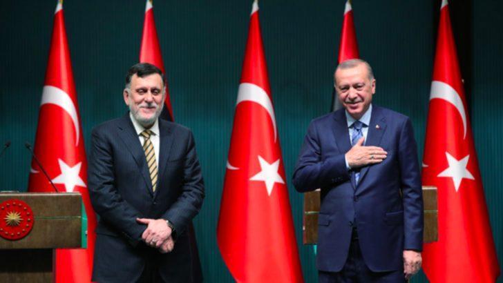 Sarrac'ı Ağırlayan Ankara Doğu Akdeniz Mesajını Vurguladı