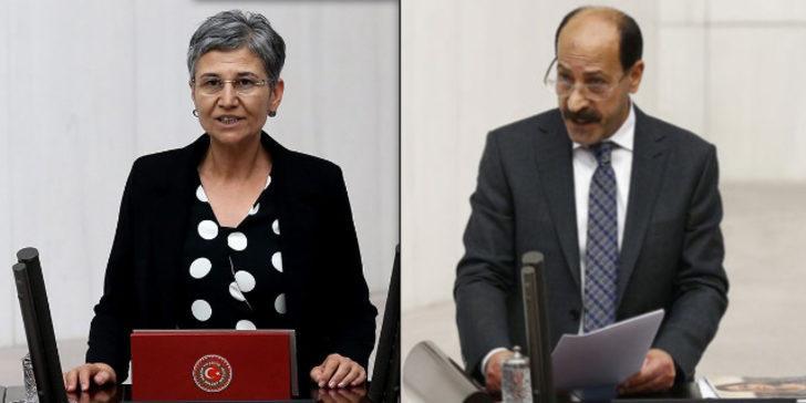 Son dakika: Milletvekilliği düşürülen HDP'li Leyla Güven ve Musa Farisoğulları tutuklandı