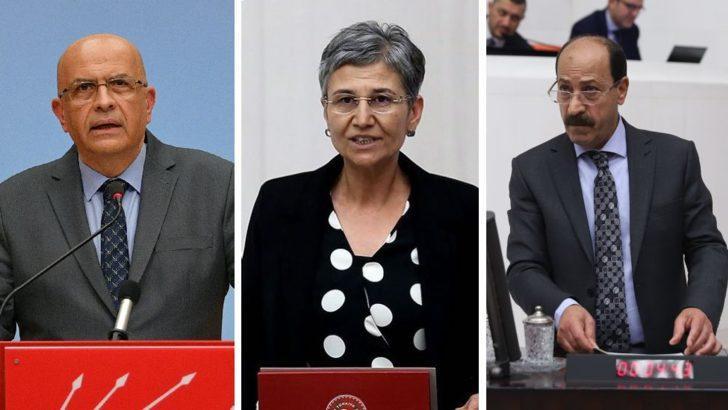 Enis Berberoğlu, Leyla Güven, Musa Farisoğulları'nın milletvekilliğinin düşürülmesi ne anlama geliyor, iktidar ve muhalefet kararı nasıl yorumluyor?