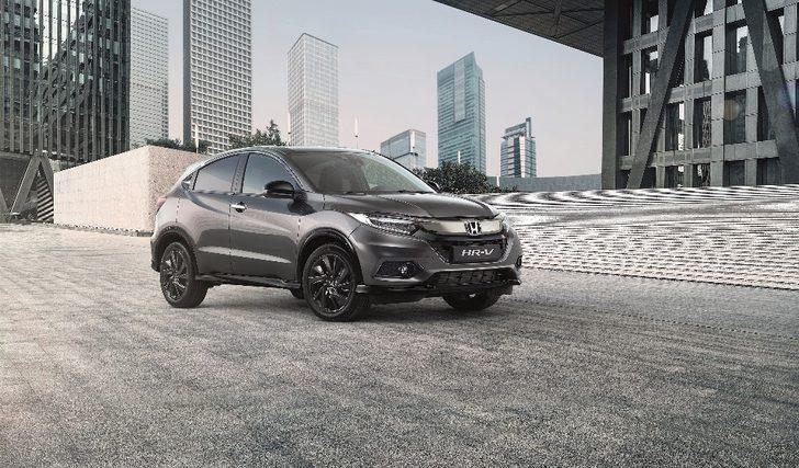 Yeni Honda HR-V Sport Türkiye'de satışa çıktı! İşte fiyatı