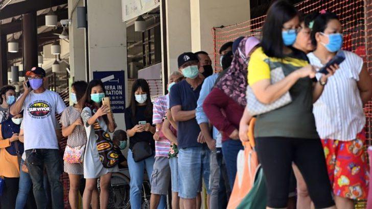 Singapur Corona Virüsü Takip İçin Herkese Cihaz Dağıtmaya Hazırlanıyor
