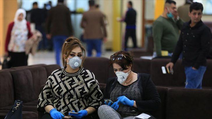 İran'ın ardından Irak'ta da koronavirüs salgınında ikinci dalga!