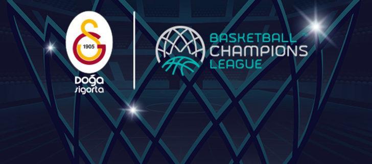 Galatasaray, FIBA Basketball Champions League'ne katılacak